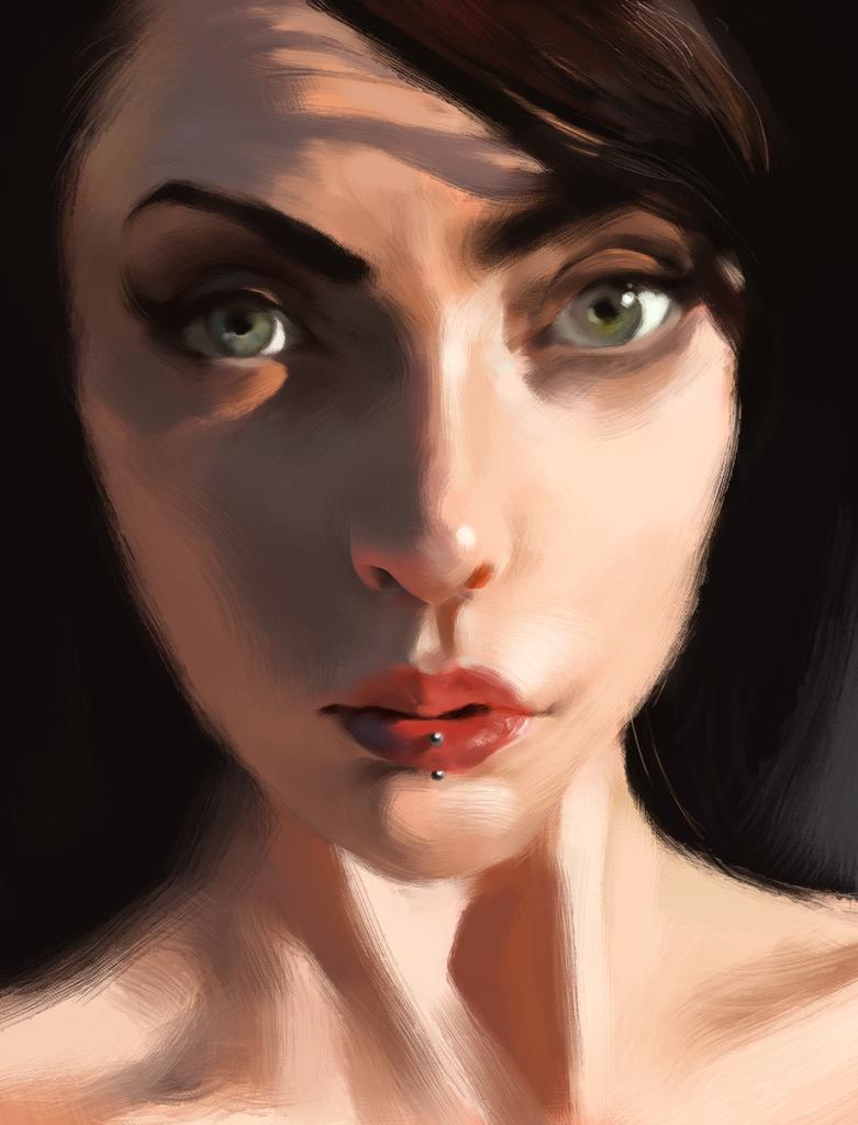 more practice! by MonkeyMan-ArtWork