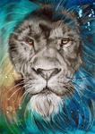 Aslan. by FreedomforGoku