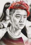 Mystic Eyes Kyungsoo
