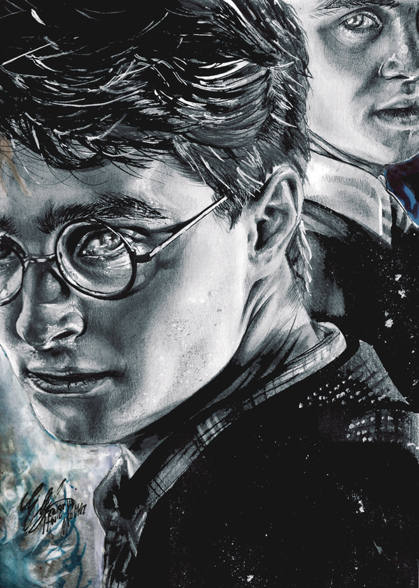 harry otter and the half blood prince pdf