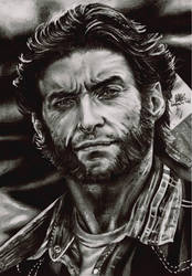 Wolverine by FreedomforGoku