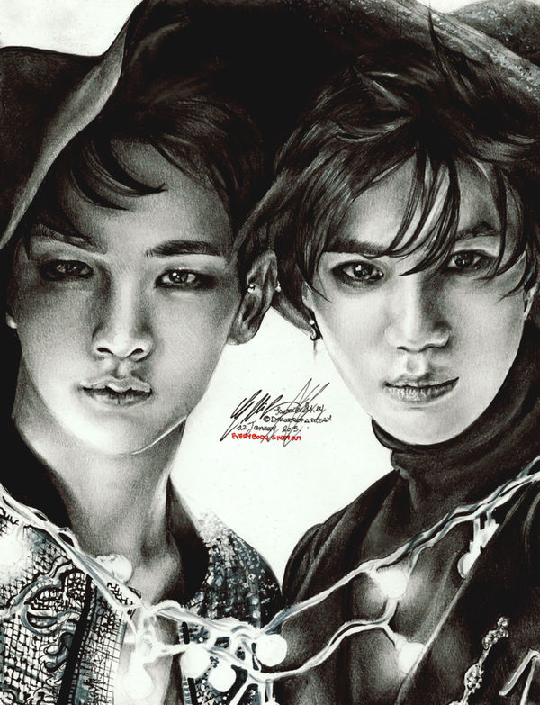 Key and Taemin