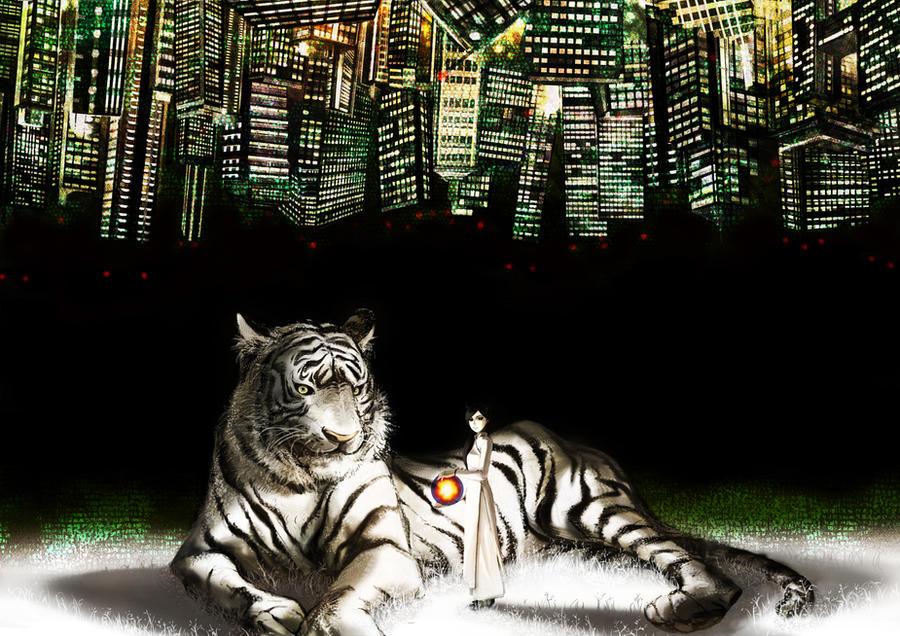 Welcome to White Tiger Field by asahinoboru