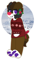 winter wonderland by foxkits