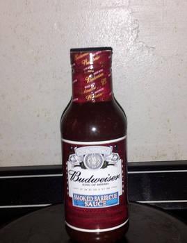 Hittin the sauce again (Budweiser Barbecue Sauce)