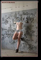 Posing Lingerie by misterdoe