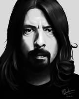 Dave Grohl by Djarko