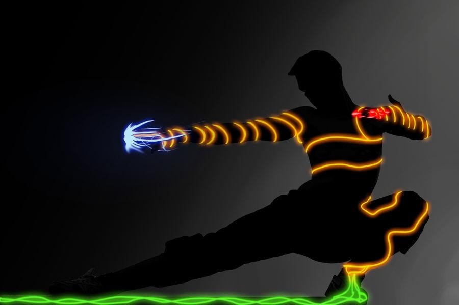 Power stance