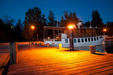 Lahti, vierasvenesatama I
