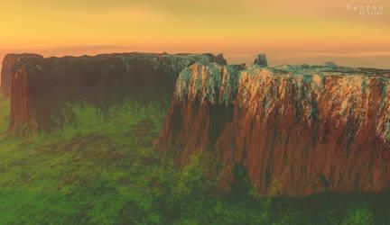 Canyon of Sky