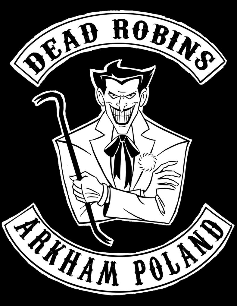 Dead Robins logo by TysKaS