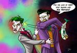 Jared meets the Joker again