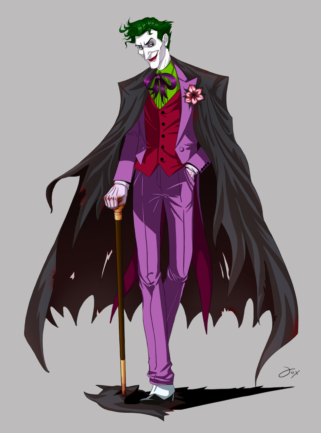 Clown Prince - color by TysKaS