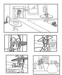 MMOCT audition page 1 by Dataizm