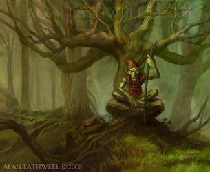 Goblin by alanlathwell