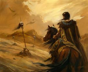 Entering The Deadlands.