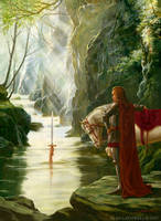 Excalibur by alanlathwell