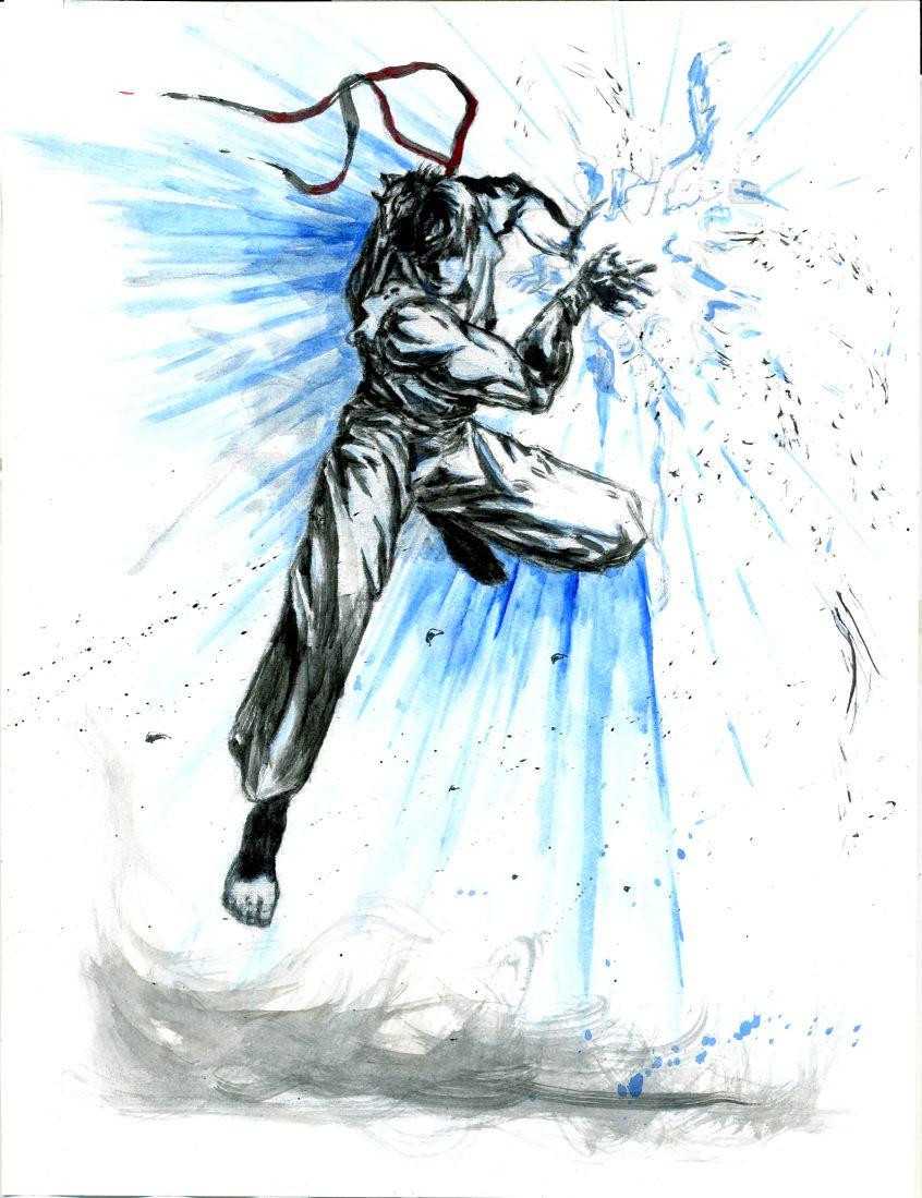 Shinku Hadouken Ryu By Futemimo On Deviantart
