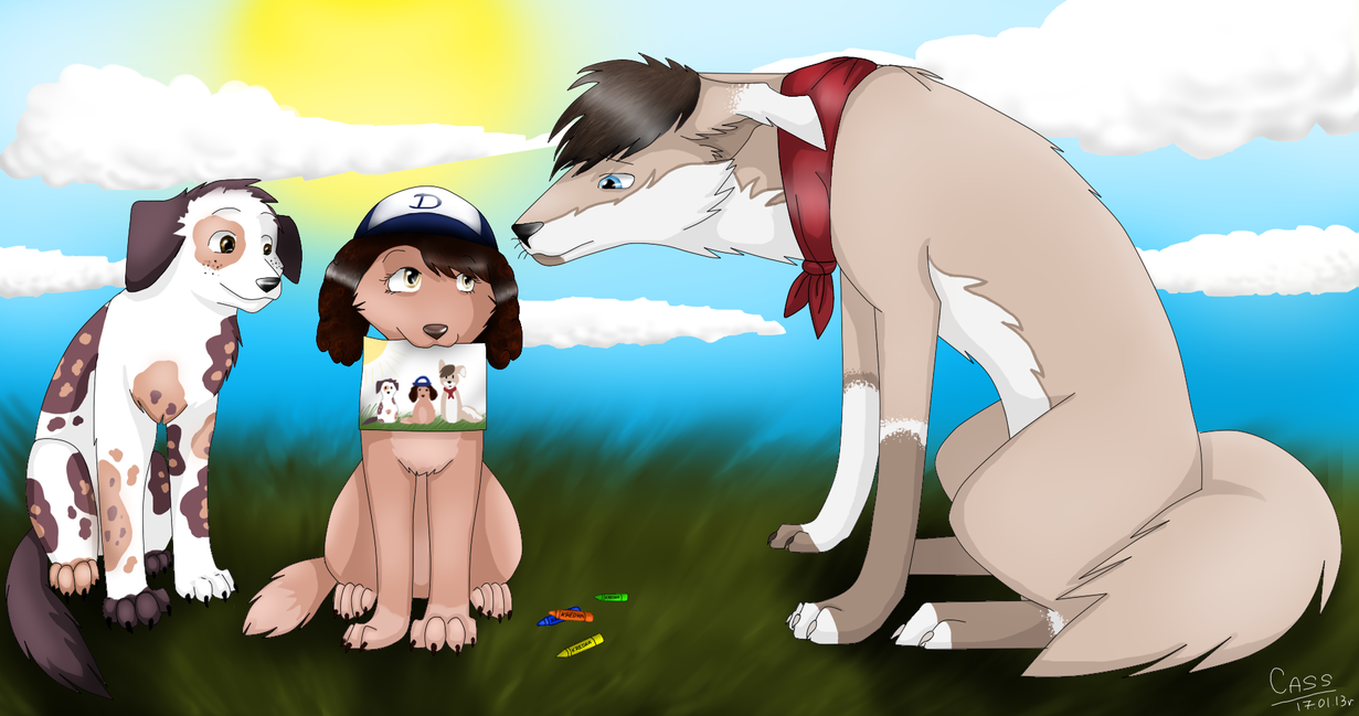 ~The walking dead : puppies by Casadee