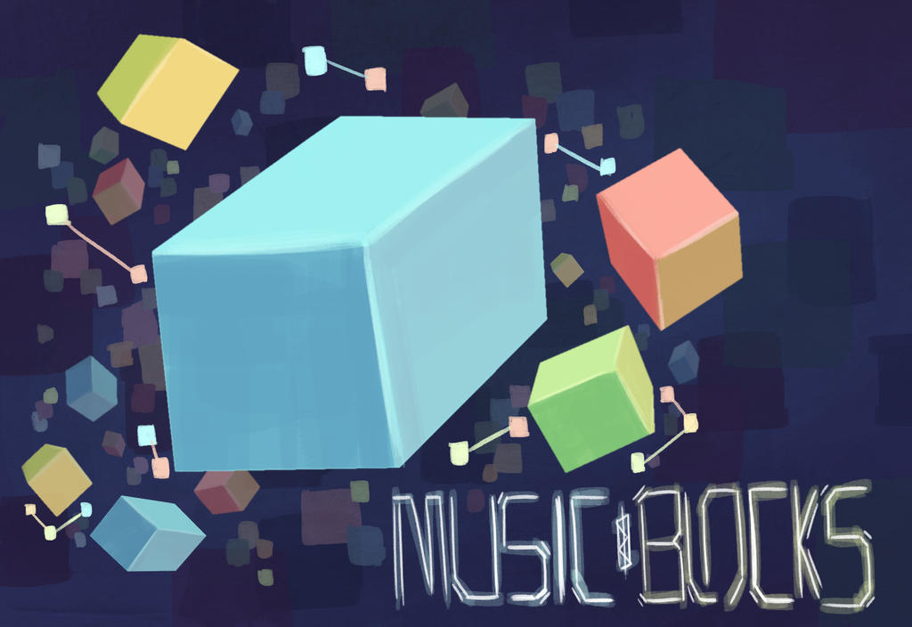 Music Blocks by doodlescribble