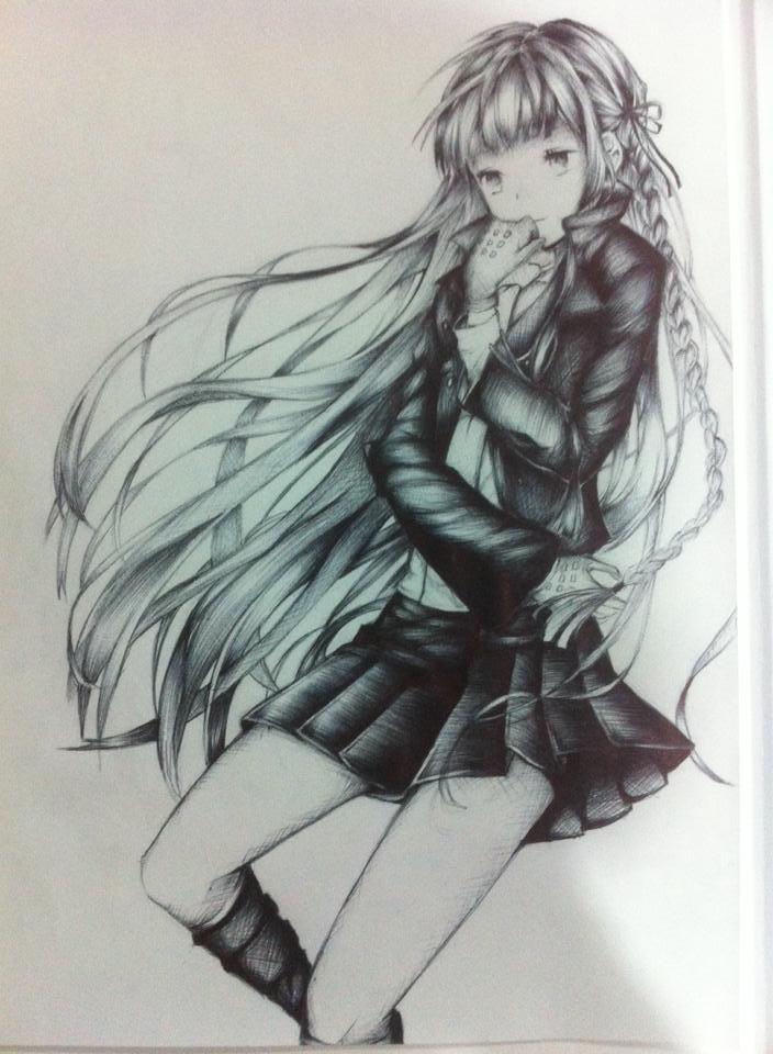 Kyouko kirigiri art 3