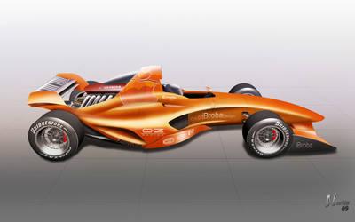 Broba F1 Racer by thnarita