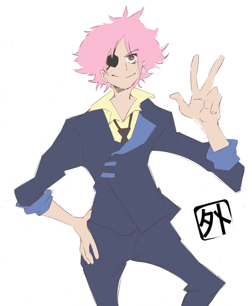 OC Challenge Day 4 - Spike Spiegel Cosplay by DevilMotion