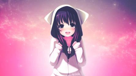 Wallpaper Cute Girl