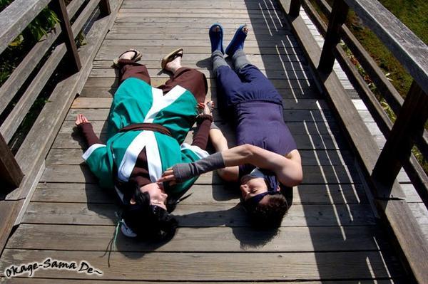 Death of Zabuza and Haku    by Glass-Rose-PrinceZabuza And Haku Death