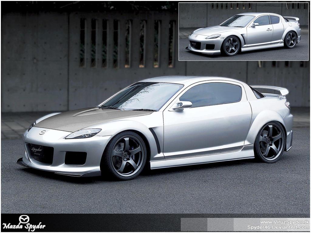 Mazda Spyder by Spyder46