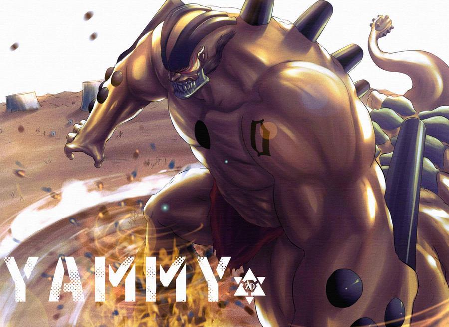 yammy by ZhangDing