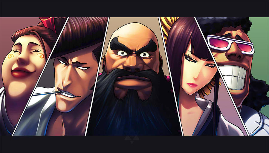 the Zero Squad by ZhangDing