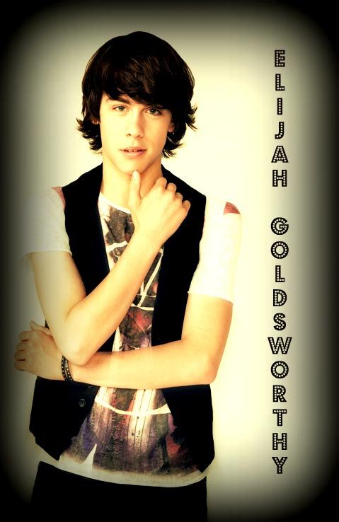 Elijah Goldsworthy by CharleneYH