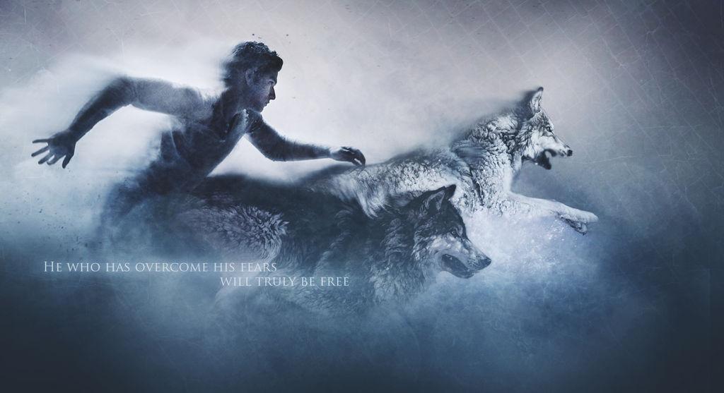Teen Wolf - Wallpaper #1 by KredOll on