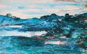 Winter Lochans by tracybutlerart