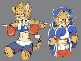 Cheetah Boxer 2