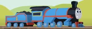 Thomas The American Tank Engine