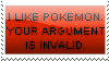 Pokemon Stamp by Guardiavoir
