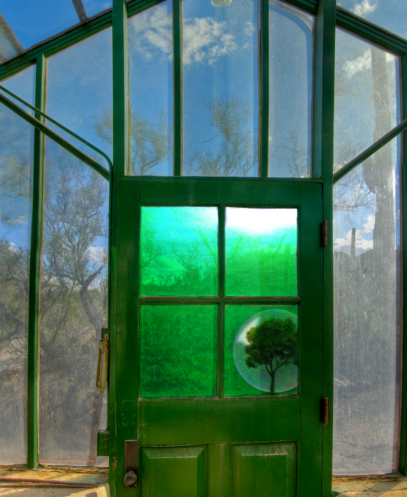 Exceptional Through The Green Glass Door By Phoenix976 ...