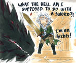 Well it is called Dragon Age