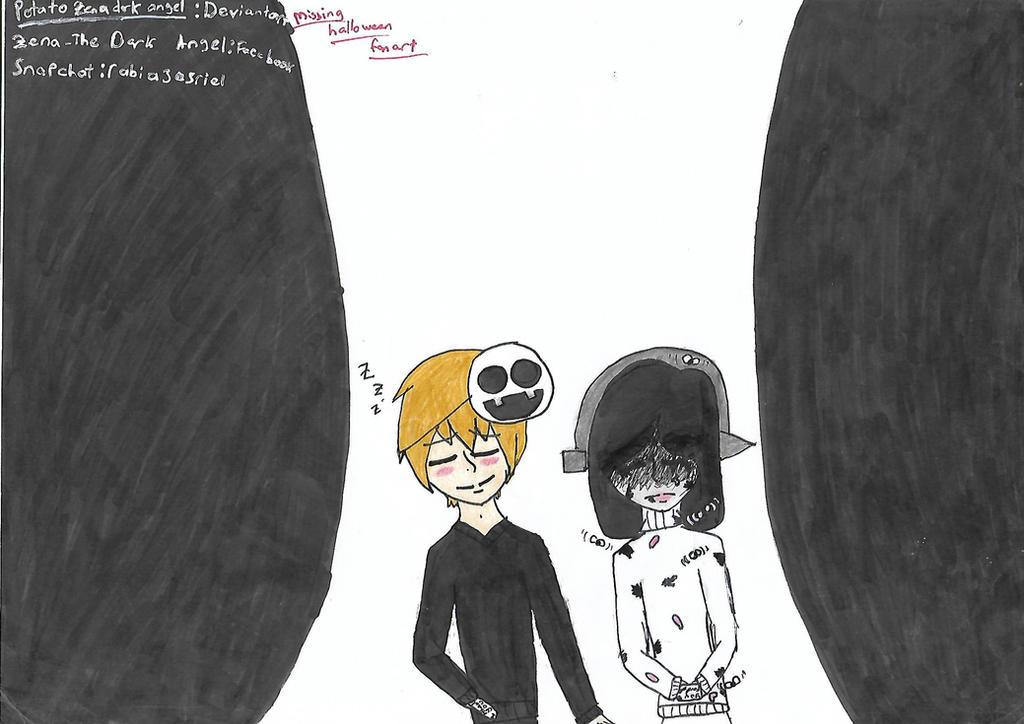 Missing Halloween Fan Art by potatozenadarkangel on DeviantArt