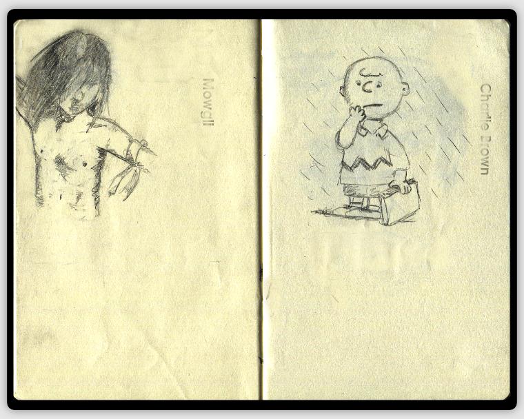 Moleskine - Page 3 by Mandarancio