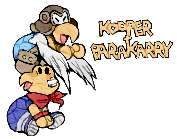 paper mario n64 by supichu on DeviantArt