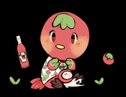 tomatos by supichu