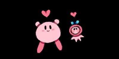 pink round guys