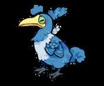 bird brain by supichu