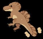 spinosaurus said new year new me