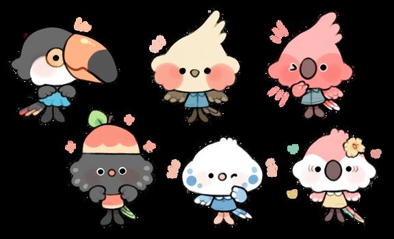 birdie villagers