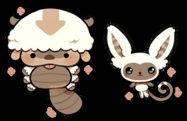 appa and momo
