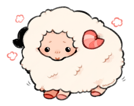 sheepish sheepy